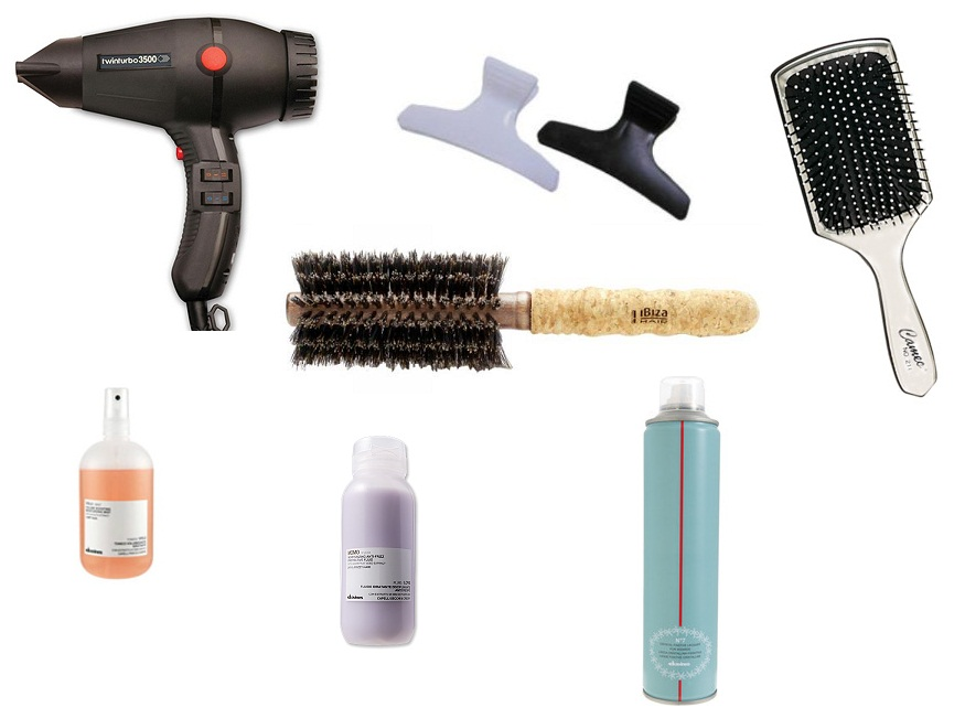 Blow Dry Essentials